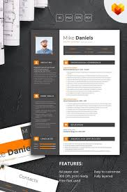 Architecture Motocms Resume Template 66446 Architecture