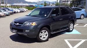 SOLD) 2005 Gray Acura MDX # 14080B For Sale Here At Valley Toyota ...