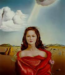 portrait of mrs mary sigall 1948 oil by salvador dali 1938 3183 spain