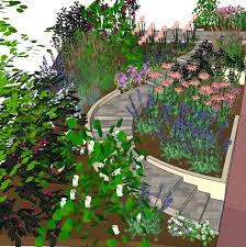 Small Picture McQue Gardens Using Sketchup Photoshop for design work part