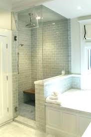 showers bath shower combo ideas tub and best bathtub corner