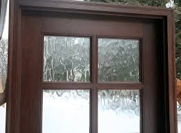 Glass Front Door Privacy And Front Door Replacement With - Exterior door glass replacement