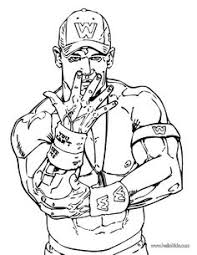 In addition, you can use this exercise as a distraction while you are engaged in homework or office work. 40 Wwe Coloring Pages Ideas Wwe Coloring Pages Coloring Pages Wwe