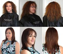 bella hair designs brazilian keratin treatment for curly results