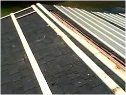 how to put metal roof over shingles installing a luxury roofing f0