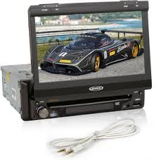 jensen vm9214 in dash touchscreen monitor dvd player and aux in product jensen vm9214