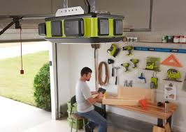 quiet garage door openerRYOBI UltraQuiet Garage Door Opener  Gadget Flow