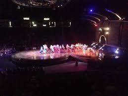 Cirque Du Soleil Dralion Picture Of Times Union Center