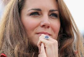 Kate middleton beams as she shows the world the engagement ring for the first time on her hand. Does Kate Middleton Like Her Engagement Ring