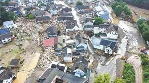 مصرع ٢١ شخصًا فى فيضانات كارثية تضرب ألمانيا