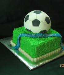 How To Decorate A Soccer Ball Cake Top Soccer Cakes CakeCentral 34