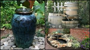 outdoor garden fountain. Diy Outdoor Garden Fountains Video And Photos Madlonsbigbear Com With Idea 8 Fountain E