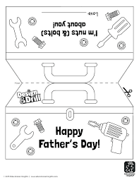 father s day cards to color for kids printable fathers coloring pages gifts beyond the toy chest birthday mom