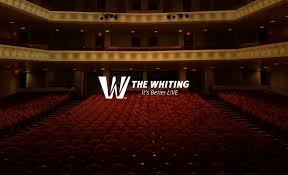 Seating Chart Whiting Auditorium The Whiting
