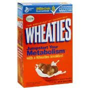 wheaties cereal nutrition
