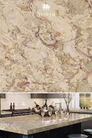 catchy kitchen room decor style with taupe quartz countertop