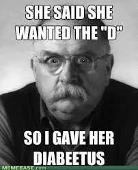 XD Diabeetus! meme | Hilarious Memes and Awesome Memes | Pinterest ... via Relatably.com