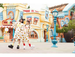 Goods Produced By Punyus Will Be Sold At Tokyo Disneyland