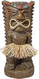 The population was 1,235 at the 2010 census. Amazon Com Design Toscano Pau Hana Hawaiian Tiki Totem Statue