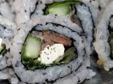 bagel roll   sushi