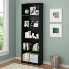 color art office interiors. walmart office furniture wooden bookcase in cool black color option with wall art plus glass window ideas interiors