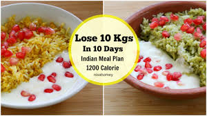 Food Chart To Reduce Weight Indian How To Lose Weight Fast 10 Kgs In 10 Days Full Day Indian Indian Meal Plan Indian Diet Plan