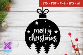 Free Svg Christmas Ornament Files Download Free And Premium Svg Cut Files