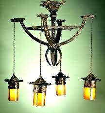 mission style outdoor lighting chandeliers landscape arts and crafts post mission style outdoor lighting