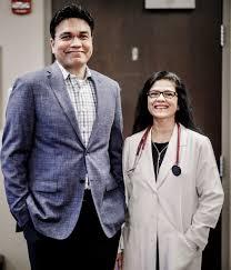 Dr. Amar Singh and Dr. Poonam Singh