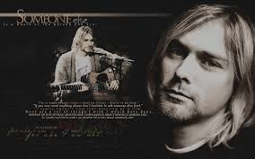 Text Quotes Nirvana Kurt Cobain Sepia Guitars Artwork Musicians
