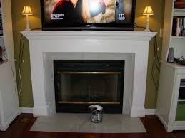 Before and After: Fireplace Remodel