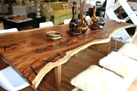 wood dining table slab wood dining table room round tables regarding designs wooden dining table plans
