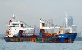 Image result for tàu Vinalines bỏ hoang