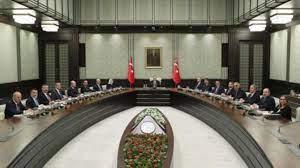Kabine Toplantısı ne zaman? Kabine Toplantısı saat kaçta? Kabine Toplantısı  kararları! - Haberler