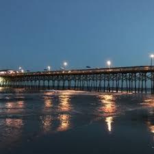 garden city sc beach. Photo Of The Pier At Garden City - City, SC, United States. Sc Beach