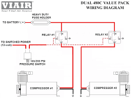 1999 Ford Explorer Wire Schematic hornblasters train horn instruction diagrams for installing our kits with ingersoll rand air compressor wiring diagram