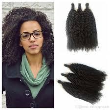 Curly Human Braiding Hair For Sale