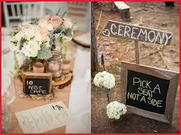 Wedding Decorations Ideas Rustic