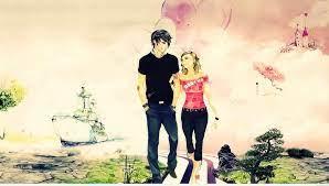 3d cute love couple san valentin ...