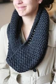 Knit Infinity Scarf Pattern Beauteous Tentenknits 48th Avenue