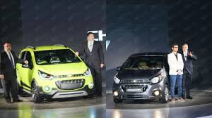 new car launched by chevrolet in indiaAuto Expo 2016 Chevrolet Beat Essentia compact sedan Beat Activ
