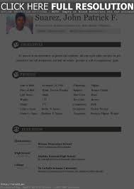 Find Resumes Online Resume Template