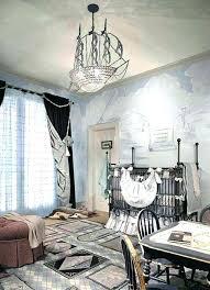 nursery chandelier boy high end baby decor room ro