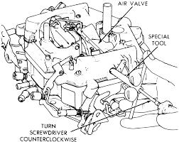 1978 Quadrajet Vacuum Diagram