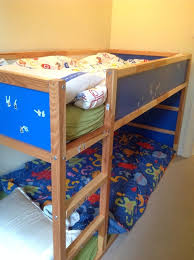 ikea bunk bed assembly instructions