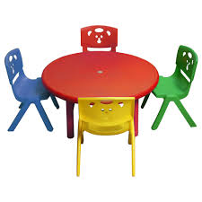 school tables and chairs for kids 13253