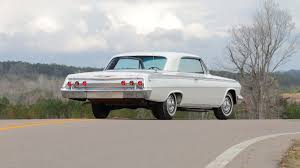 1962 Chevrolet Impala SS Hardtop | S135 | Indy 2015