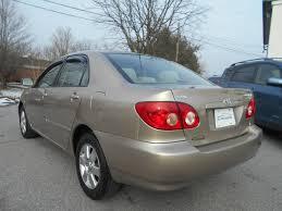 2005 Used Toyota Corolla 4dr Sedan LE Automatic at HG Motorcar ...