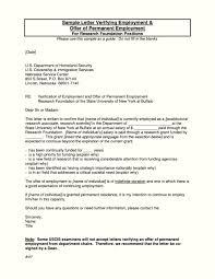 Employment Verification Letter Template Template Update234 Com