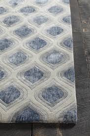 insider blue gray area rug 8x10 area rugs